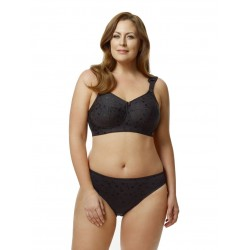 34E to 52G, Black, Jacquard...