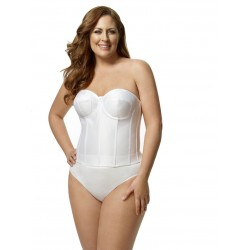 34D to 46FF, White,...